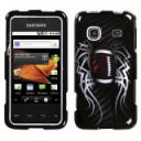 Design Hard Protector Skin Cover Cell Phone Case for Samsung Galaxy Prevail M820 Boost Mobile - Football