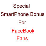Special Bonus for Facebook Fans