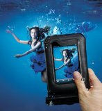 Waterproof Case for Apple Iphone 4, 4s - Also Works with Ipod Touch, Iphone 3g, 3gs, & Other Smartphones